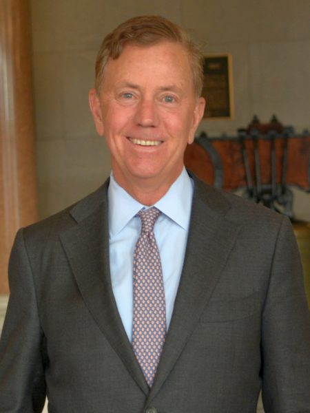 Image of Ned Lamont
