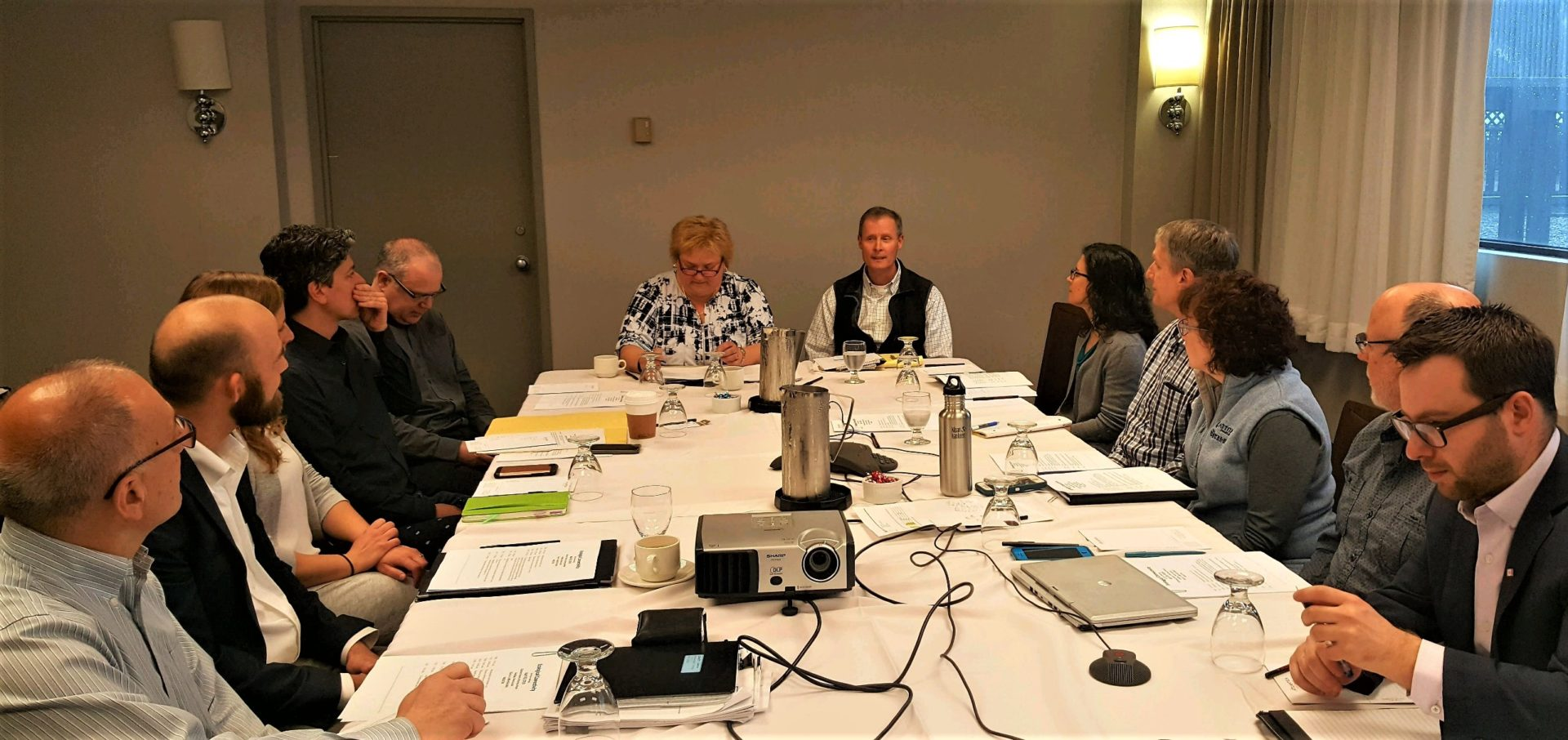 Ecological Connectivity Working Group Meets to Discuss Goals for Final Report