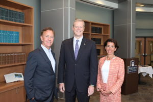Connecticut, Massachusetts & Rhode Island Governors Meet to Discuss Regional Issues