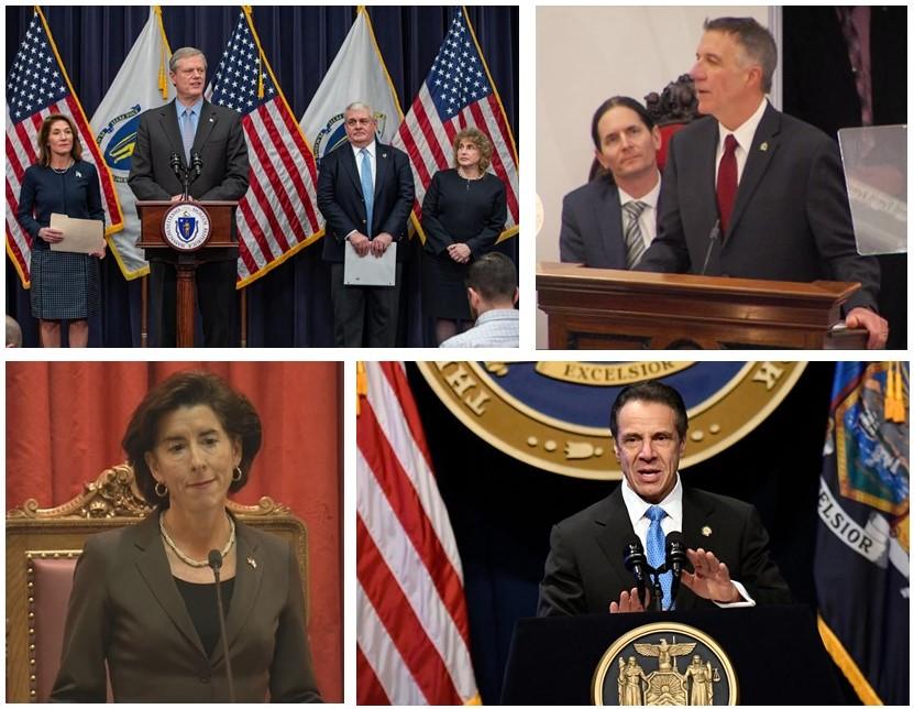 Governors Deliver State Budget Proposals