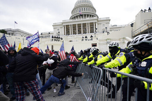 Governors Condemn Violence at US Capitol